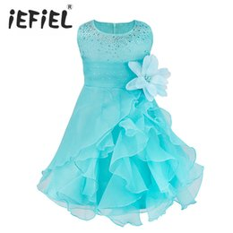 $enCountryForm.capitalKeyWord UK - flower girl dresses for wedding pageant white first holy lace communion dress for girls toddler junior child Princess dress