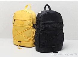 Back pack outdoor online shopping - Luxury Backpack Travel Bags Mans Women Backpacks Authentic Quality Back School Outdoor Sports Packs