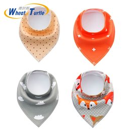 Clothes for mother baby online shopping - Mother Kids Baby Clothing Accessories Bibs Burp Cloths Cotton Triangular Printed Bibs Burp Cloths For Y Children