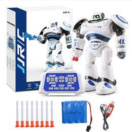 $enCountryForm.capitalKeyWord Canada - JJR C JJRC R1 Programmable Defender Intelligent RC Remote Control Toy Dancing Robot for Kids Birthday Holiday Gift Present VS R2
