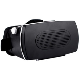 Chinese  2016 HOT SALE New Google Cardboard VR BOX Virtual Reality 3D Glasses For iPhone 6S 6S Plus Virtual glasses NICE manufacturers