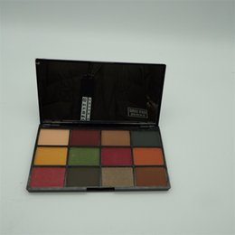 $enCountryForm.capitalKeyWord UK - 12 Colors NYX Eye Shadow Palette Matte & Shimmer colors In Your Element EARTH Eyes Makeup kit DHL Free