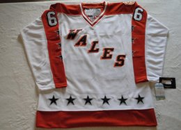 lemieux 66 jersey Australia - Pittsburgh Penguins #66 Mario Lemieux All-Star Wales Hockey Jersey Embroidery Stitched Customize any number and name Jerseys