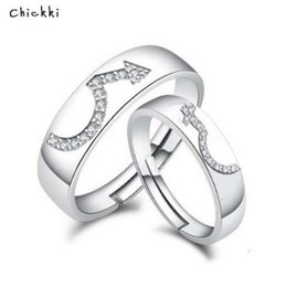 $enCountryForm.capitalKeyWord NZ - Symbol of men and women marks a romantic ring couple rings love symbol for a gift
