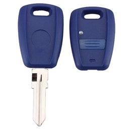 $enCountryForm.capitalKeyWord Australia - Uncut Blade Remote Key Shell Case for Fiat Stilo Punto Seicento Flip Fob Car Key Case NO Chip Keyless Entry Key