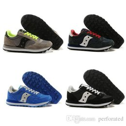 fc0fa58945e5 Fashion Boots Saucony Original Shoes Jazz Men s Originals Jess Men Low Pro  Breathable Shoes EU40-44