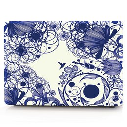 Macbook Retina 13 Inches Australia - FLOWER-3 Oil painting Case for Apple Macbook Air 11 13 Pro Retina 12 13 15 inch Touch Bar 13 15 Laptop Cover Shell