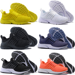 Golf Running Lights Canada - Best Quality Prestos 5 V Running Shoes Men Women Presto BR QS OG Lighting Yellow Pink Black Oreo Outdoor Sports Fashion Jogging Sneakers