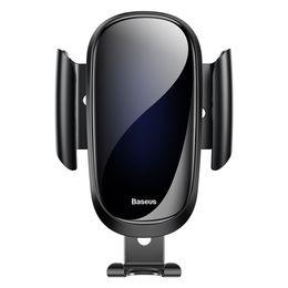 Iphone Navigation Australia - Car mobile phone charging stand, mobile phone navigation bracket, car gravity bracket
