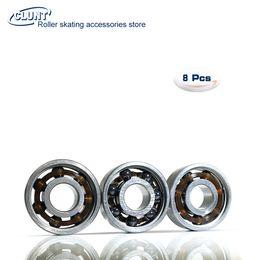 Si3n4 ball online shopping - set Balls Stainless Steel Hybrid Si3N4 Ceramic Bearing Skateboard Bearing