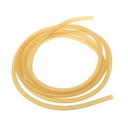 Discount slingshot tubes - 3m Natural Latex Tube 6*9mm Fitness Bungee Elastic Rope Slingshot Rubber Tubes