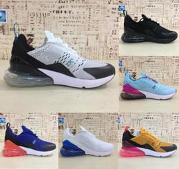 premium selection e5587 67764 Nouveau Flair Triple Noir 270 AH8050 Entraîneur Chaussures De Course Pour  Femme Flair Sneakers Taille 36-45