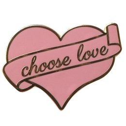 enamel pin badges UK - Harry Styles Choose Love Enamel Pin Badge Brooches Metal