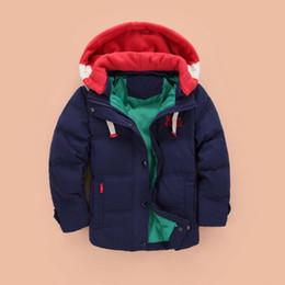 $enCountryForm.capitalKeyWord Australia - 2018 children Down & Parkas 4-10T winter kids outerwear boys casual warm hooded jacket for boys solid warm coats