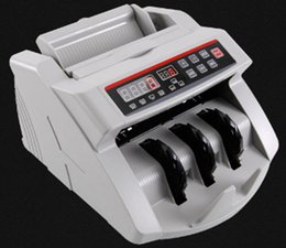 Discount cashing money machine - Bill Counter, 110V   220V, Money Counter ,Suitable for EURO US DOLLAR etc. Multi-Currency Compatible Cash Counting Machi