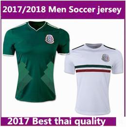 002716f9b64 White Mexico Soccer Shorts Canada - 2018 Mexico home away soccer jersey 18 G .DOSSANTOS
