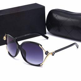 $enCountryForm.capitalKeyWord UK - Designer Sunglasses For Womens Luxury Sunglasses 2019 New Fashion Camellia Sun Glasses With Box and Case