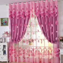 bead room Canada - The Newest Ready Made Embroidered Luxury Curtain Tulle With Beads for Living Room Bedroom Blackout Curtain For Window Treatment