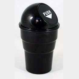 $enCountryForm.capitalKeyWord UK - 5 Colors Abs plastic Black Red Yellow Gray Blue Car Trash Can Garbage Dust For Mitsubishi ASX Outlander Lancer Pajero