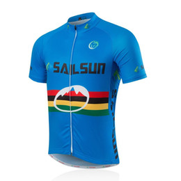 1233bdf4e SAILSUN 2016 Pro Cycling Jersey Short Sleeve Cycling clothing Breathable  Mountain Bike Clothes Quick Dry Bicycle Sportswear x33