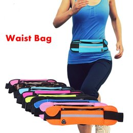 Fish phone case online shopping - Waist Bags Running Fanny Pack Women Waist Pack Pouch Belt Bag Men Purse Mobile Phone Pocket Case Camping Hiking Sports Bag