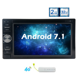 $enCountryForm.capitalKeyWord Australia - Octa Core Android 7.1 Car DVD Player in dash GPS Navigation System universal double 2 Din Autoradio Bluetooth Stereo HeadUnit Wifi Mirror
