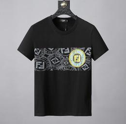 $enCountryForm.capitalKeyWord NZ - 2019 NEW Hot Sale T-Shirt Men Shortsleeve Stretch Cotton Jersery Tee Men's Embroidery Tiger Printed Bird Snake Crew Collar T -Shirt #6308