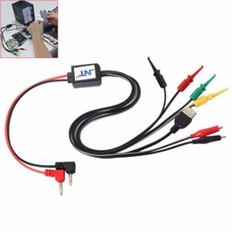 $enCountryForm.capitalKeyWord NZ - DC Power Supply Phone Current Test Cable with USB Output Power Data Cable Mobile Phone Repair Tools for Phones CPA_227
