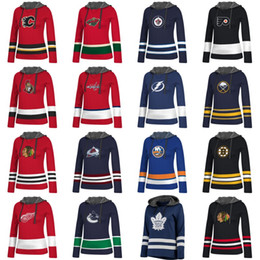 5c99c6bb069 Lady Hoodies Jersey Calgary Flames Minnesota Wild Vancouver Canucks Toronto  Maple Leafs Winnipeg Jets Custom Any Name Number Hockey Jerseys