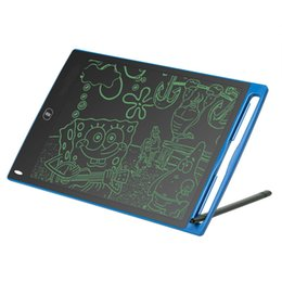 Tablet Shipping Australia - DHL Free Shipping Two Years Warranty 8.5 inch LCD write tablet electronic digital erasable e-writing tablet memo pad board with Screen Lock