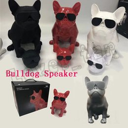 $enCountryForm.capitalKeyWord NZ - Newest Mini Bluetooth Speaker Jarre Aero Bull Nano Dog Wireless Speakers Portable Stereo Subwoofer Handsfree Speaker AEROBULL for IPHONE 8 X