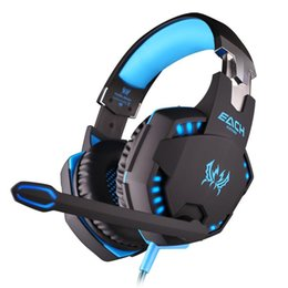 $enCountryForm.capitalKeyWord UK - New Gaming Headset Noise Reduction Games Headphones Vibration Function With Mic Stereo Bass LED Light For Computer PS4 Xbox One Smartphones