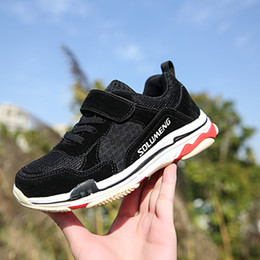 New Design Boy Kids Shoe Australia - Children's Sports Shoes New Design Sneaker Kid Casual Shoes Boys and Girls Breathable Sneaker Fashion Street Style
