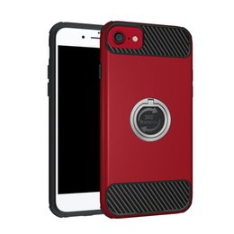 Google Max Canada - Magnetic Finger Ring Holder Kickstand Case for iPhone XS MAX XR X 8 7 PLUS Samsung S9 Plus Note 8 MOTO G5S Plus Google Pixel XL3 Opp Bag