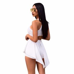 $enCountryForm.capitalKeyWord NZ - Sexy Bodysuit Women Sleeveles Playsuit Backless Summer Bodycon Jumpsuit Short Rompers Womens Jumpsuit Club Body Femme