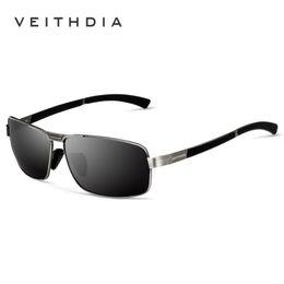 87391aa978 VEITHDIA Brand Men s Sunglasses Polarized Sun Glasses oculos de sol  masculino Eyewear Accessories For Men 2490