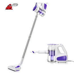 Wholesale Low Noise Portable Household Vacuum Cleaner Handheld Dust Collector and Aspirator WP526-C 2018 New Free Shipping