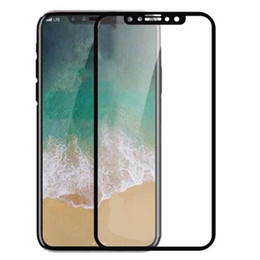 apple print screen 2018 - Hottest Free Shipping 9H 2.5D Explosion-proof Full Cover For iPhone 6s Plus Screen Protector 8 silk printed Plus Colorfu