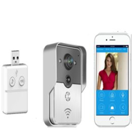 $enCountryForm.capitalKeyWord UK - Wireless 720p WIFI Doorbell With Indoor Bell Video Door Phone