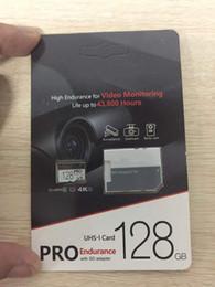 Tf flash memory online shopping - Black High Endurance for Video Monitoring Class PRO Card Micro TF Memory Card Flash k SD Adapter Retail DHL