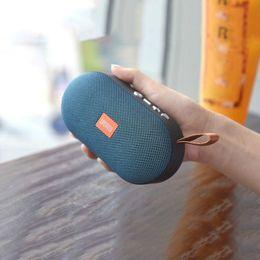 Dock Speakers Australia - New Wireless Bluetooth Speaker Outdoor Mountain Climbing Mini Small Steel Gun Portable Audio MP3 Creative Heavy Subwoofe