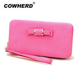 China Fashion Female wallets High-quality PU Leather Wallet Women Long Big Capacity Clutch Card Holder Pouch Mobile Phone Bags Purses cheap mobile chocolate suppliers