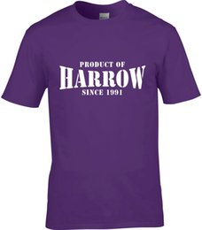 Product Of Harrow London Mens T Shirt Funny Free Shipping Unisex Casual Gift