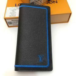 Weaved leather belt online shopping - M62665 M63257 MEN MULTIPLE BRAZZA COIN WALLET PURSE BAG BLUE wallet purse Belt Bags Mini Bags Clutches Exotics