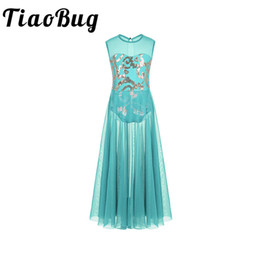 dress for comunion UK - wholesale Tulle Flower Girl Dresses Maxi First Communication Dress For Prom Evening Gowns vestidos de comunion Stage Performance