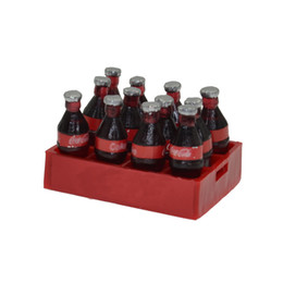 China 1 10 RC model car 1:10 climbing car SCX10 JEEP 90046 scene decorative accessories simulation Coke bottle box supplier rc models wholesale suppliers