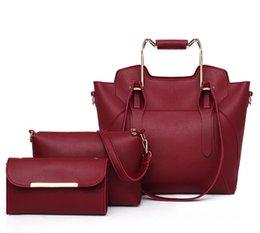 Cheap designers ladies handbags online shopping - Hot Luxury Lady Handbag Designer Wings Bag Casual Three Piece Handbag Shoulder Bags Buying One Piece is Very Cheap