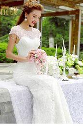 $enCountryForm.capitalKeyWord NZ - Classical One-shoulder Flower Wedding Dresses with Trumpet mermaid Floor-length Court Ruched &