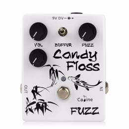 $enCountryForm.capitalKeyWord UK - Caline CP-42 candy fioss fuzz Guitar Pedal