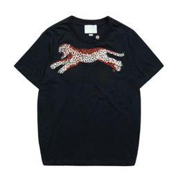 China New T Shirts For Men Italy Fashion Tiger Shirt Women Designer Print Mens Shirt Free Shipping cheap tiger print t shirts for women suppliers